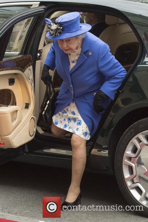 Hrh Queen Elizabeth Ii 3