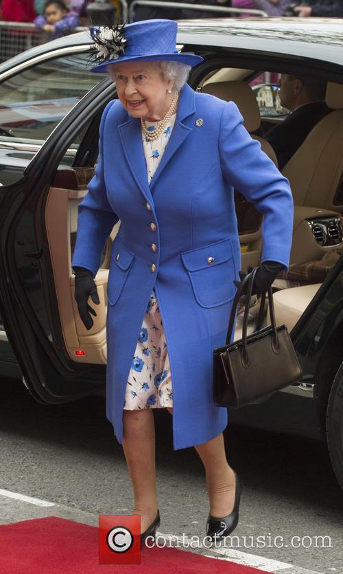 Hrh Queen Elizabeth Ii 4