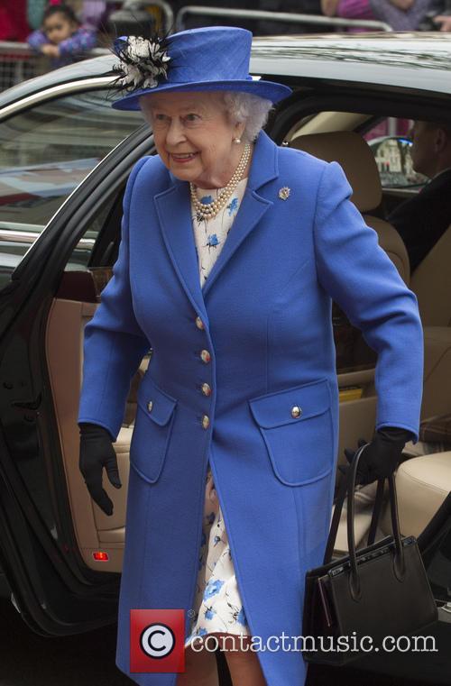 Hrh Queen Elizabeth Ii 5