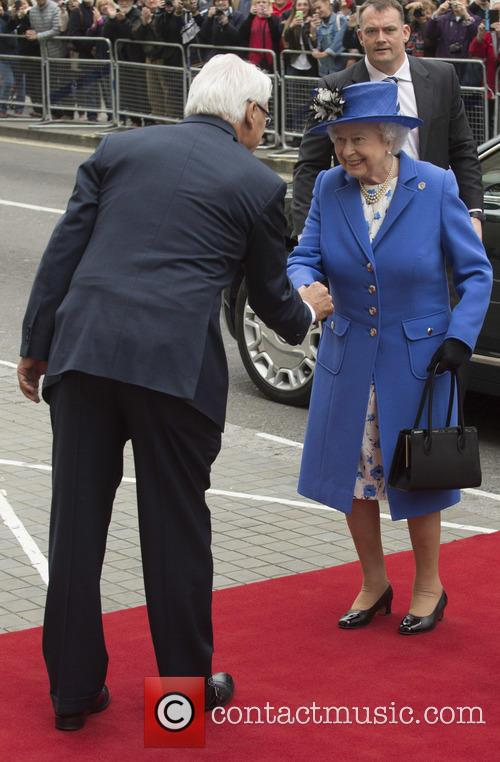 Royal Reception at Canada House