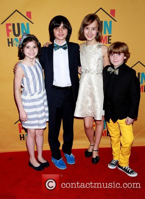 Gabriella Pizzolo, Oscar Williams, Sydney Lucas and Zell Steele Morrow 3