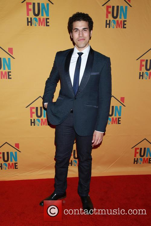 Fun Home Opening Night Party Arrivals