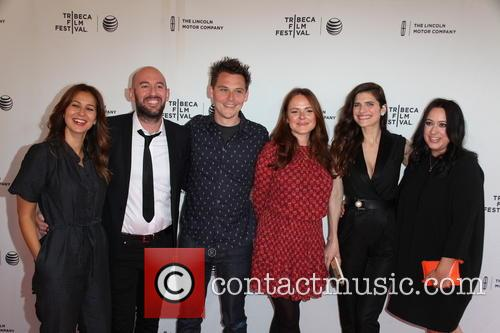 Tess Morris, Ben Palmer, James Biddle, Nira Park, Lake Bell and Rachel Prior 4