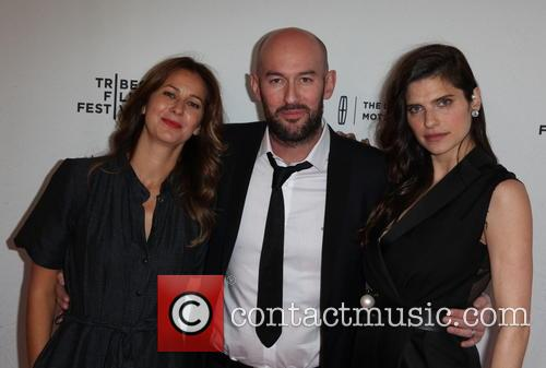 Tess Morris, Ben Palmer and Lake Bell 3