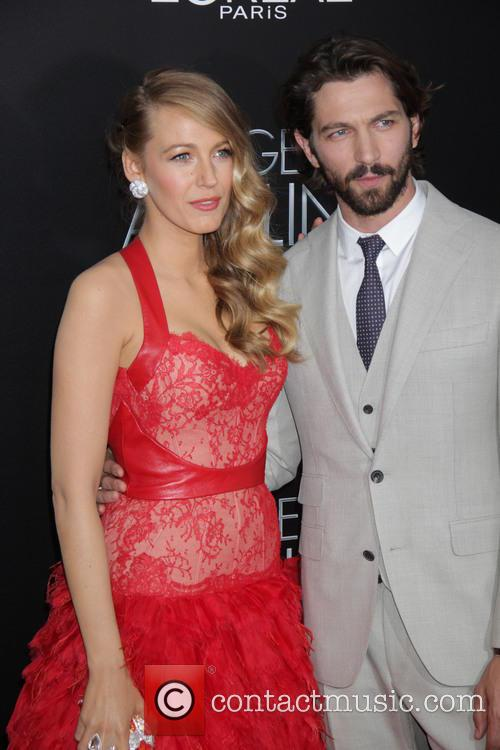 Blake Lively and Michiel Huisman 6