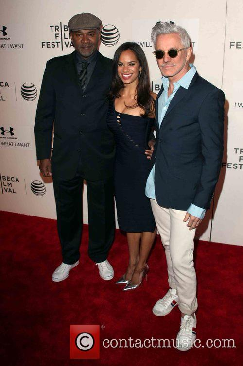 Nelson George, Misty Copeland and Baz Luhrmann