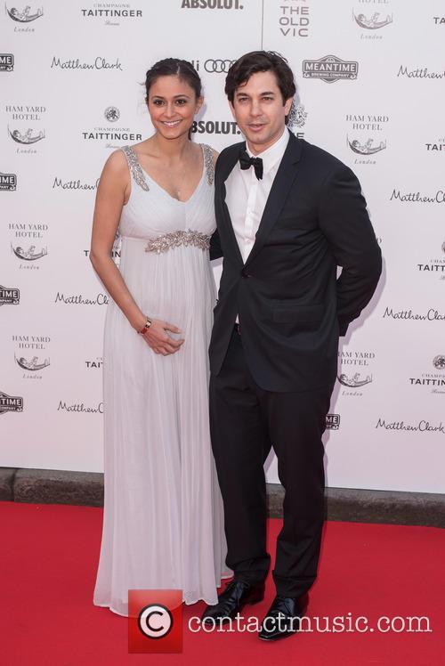 Adam Garcia and Nathalia Chubin 2