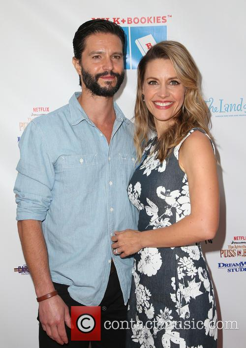 Jason Behr and Kadee Strickland 1