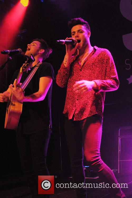 Stereo Kicks perform at O2 Academy Islington