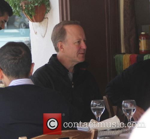 Jim Gray goes to lunch in Beverly Hills