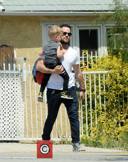 Mike Comrie and Luca 6