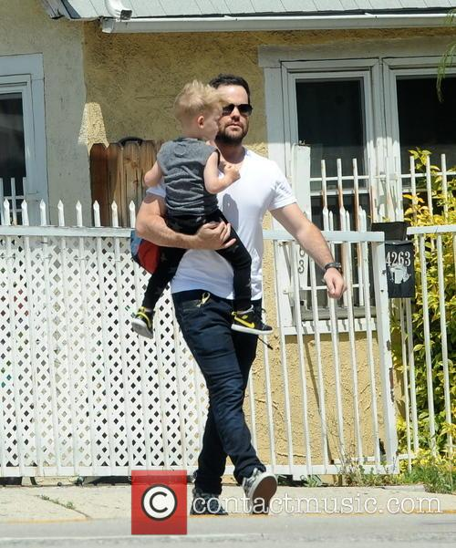 Mike Comrie and Luca 8