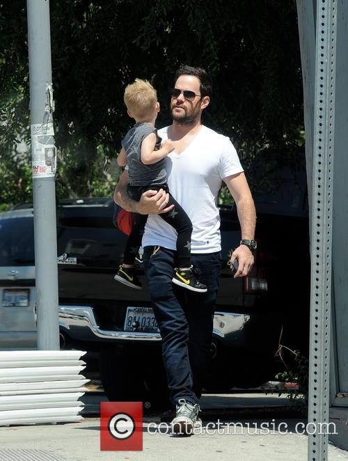 Mike Comrie and Luca 9