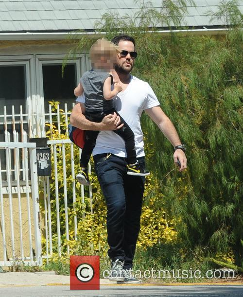 Mike Comrie and Luca 10