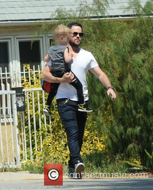 Mike Comrie and Luca 1