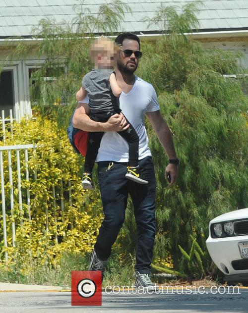 Mike Comrie and Luca 11