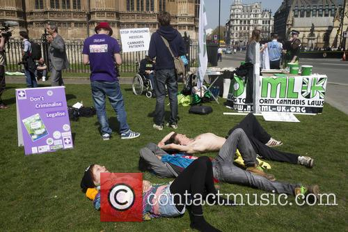 London 420 Pro-Cannabis Rally 2015