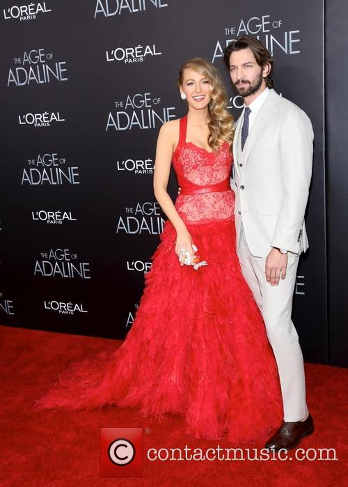 Blake Lively and Michiel Huisman 2