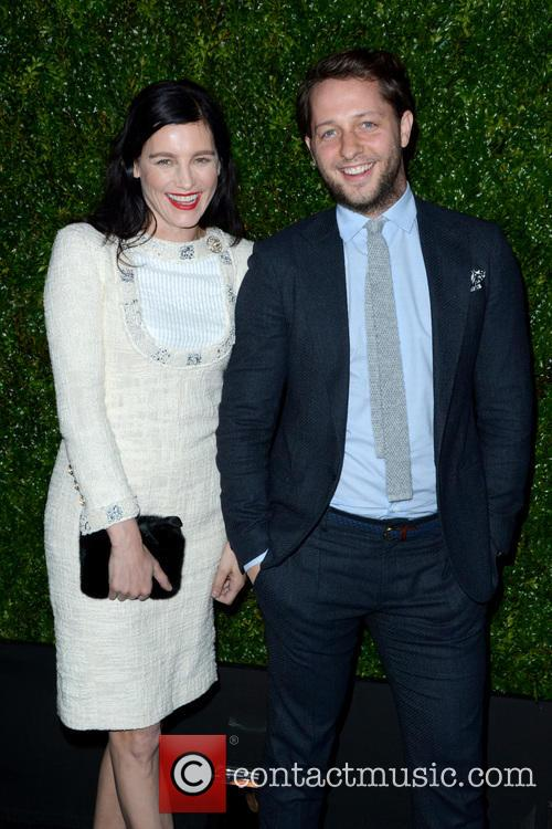 Tabitha Simmons and Derek Blasberg 1
