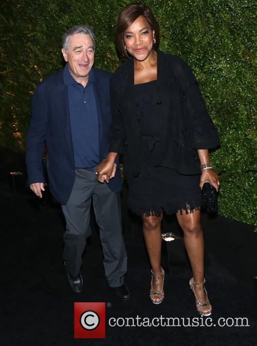 Robert De Niro and Grace Hightower 6