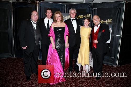 Blake Hammond, Jerry O'connell, Renee Fleming, Douglas Sills, Anna Chlumsky and Scott Robertson 2
