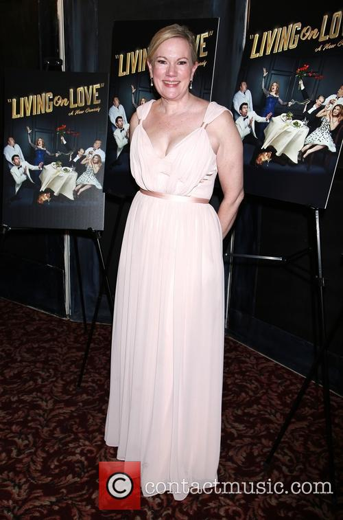 Living On Love Opening Party Arrivals