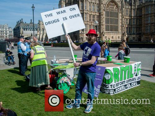 London and Pro-cannabis Rally 2