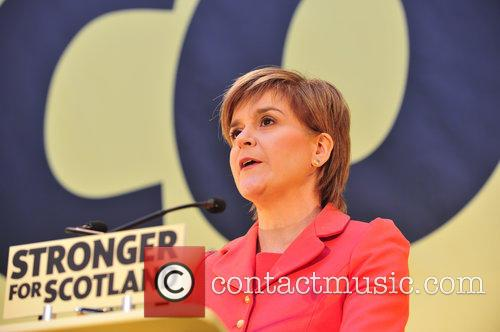Atmosphere and Nicola Sturgeon 7