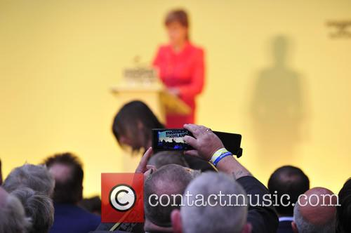 Atmosphere and Nicola Sturgeon 1