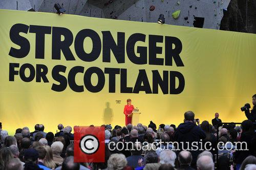 Atmosphere and Nicola Sturgeon 11