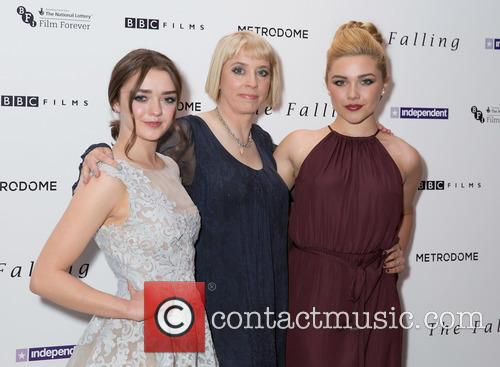 Maisie Williams, Carol Morley and Florence Pugh 10