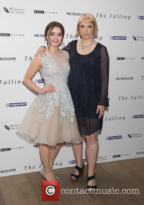 Maisie Williams and Carol Morley 7