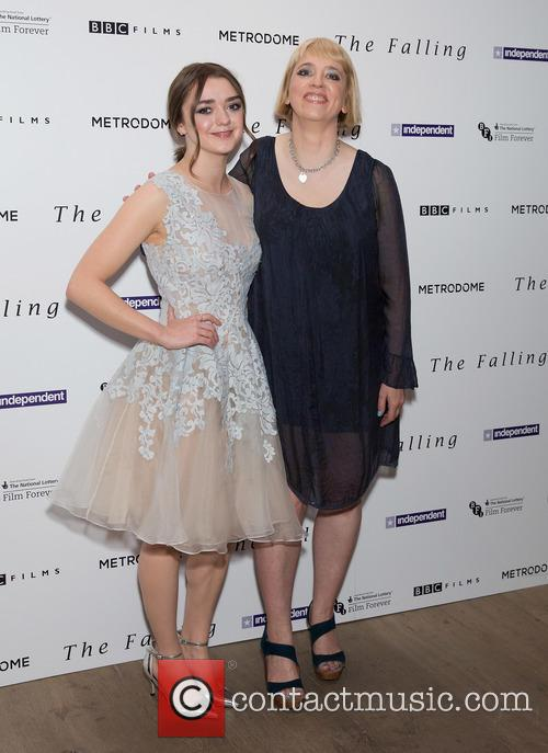 Maisie Williams and Carol Morley 8