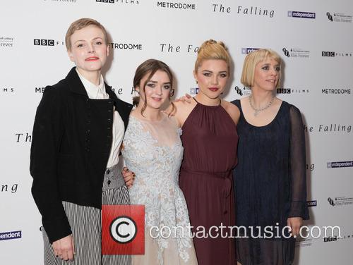 Maxine Peake, Maisie Williams, Carol Morley and Florence Pugh 7