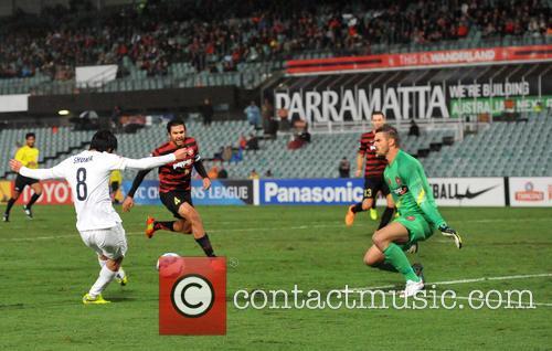 Western Sydney Wanderers FC vs. Kashima Antlers