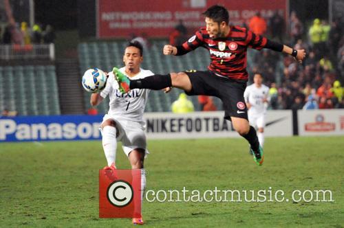 Yusuke Tanaka and Caio 4