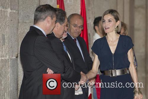 Letizia Ortiz and Queen Letizia 2