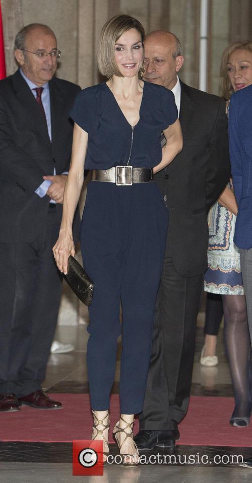 Letizia Ortiz and Queen Letizia 3
