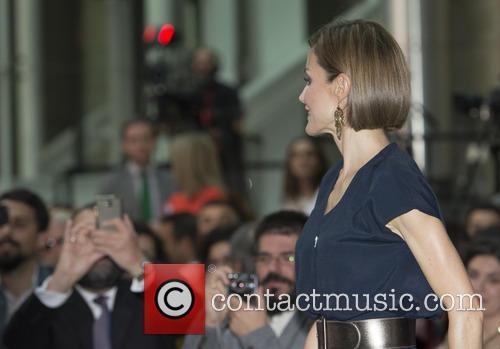Letizia Ortiz and Queen Letizia 9