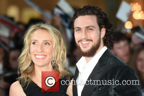 Sam Taylor-johnson and Aaron Taylor-johnson 6