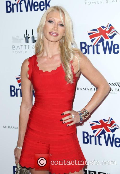 Dani Behr Britweek 2015 9th Annual Brit Week Launch 2