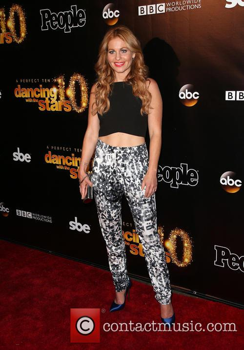 Candace Cameron and Dancing With The Stars 3