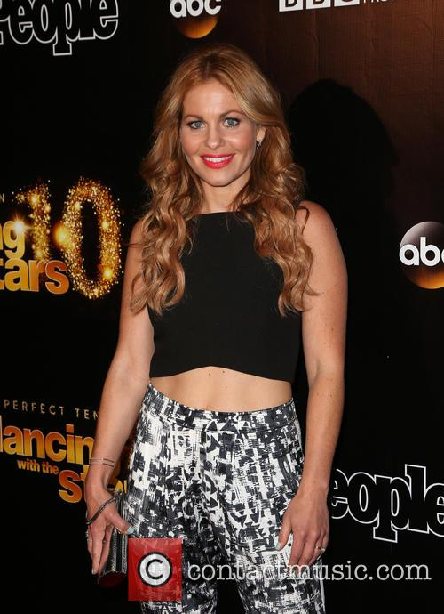 Candace Cameron and Dancing With The Stars 4