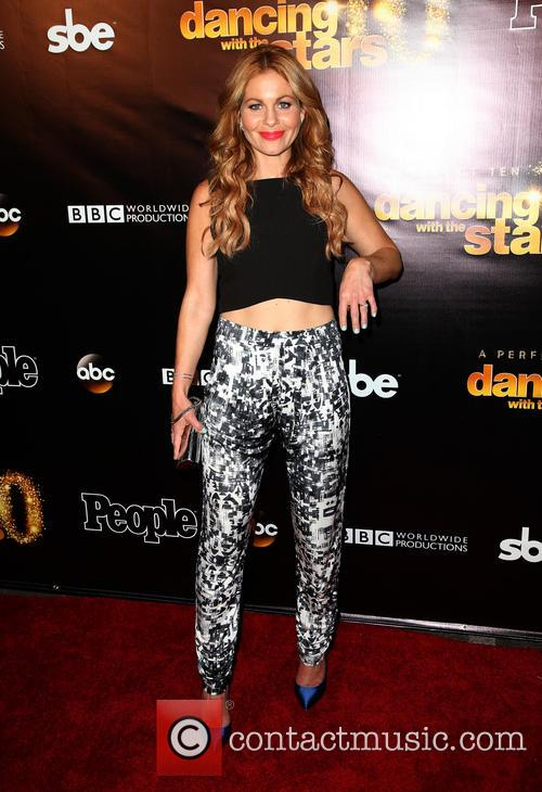 Candace Cameron and Dancing With The Stars 1