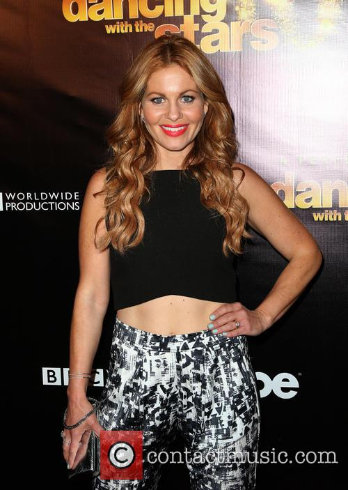 Candace Cameron and Dancing With The Stars 6