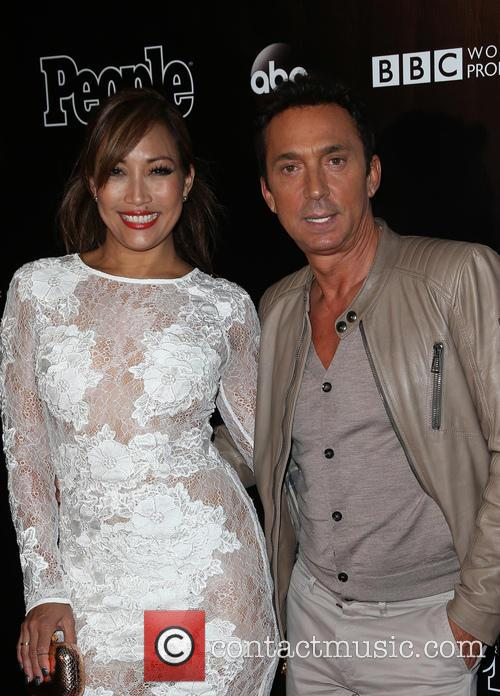 Carrie Ann Inaba and Bruno Tonioli 5