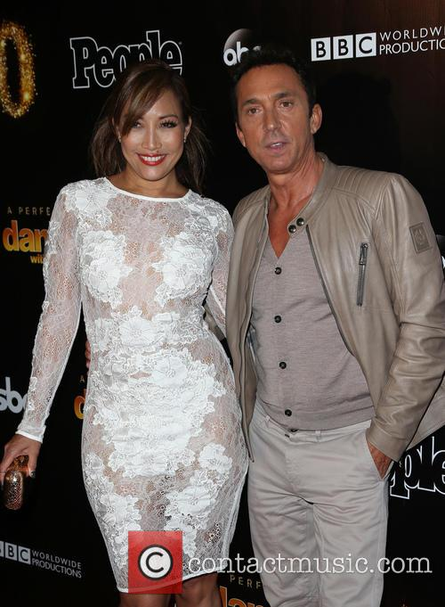 Carrie Ann Inaba and Bruno Tonioli 7