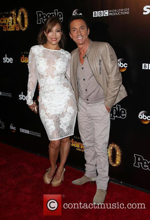 Carrie Ann Inaba and Bruno Tonioli 9
