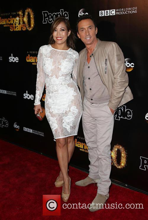 Carrie Ann Inaba and Bruno Tonioli 11