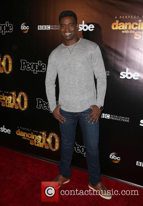 Dancing With The Stars and Keo Motsepe 5